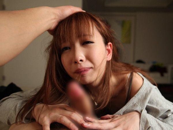 唾液糸引きフェラ 3