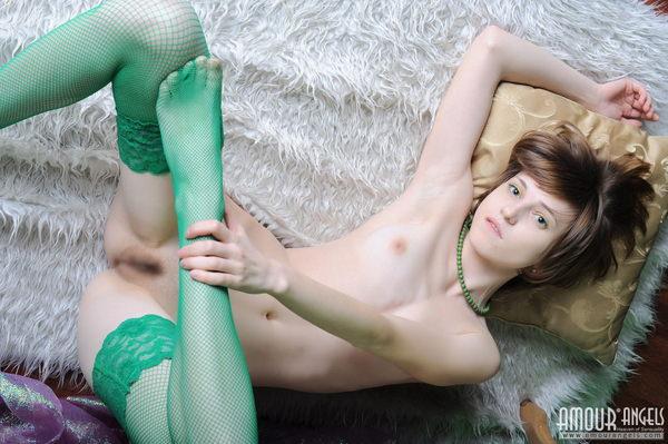 超可愛い外国人美少女ヌード 11