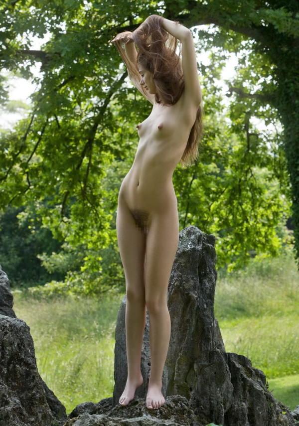 超可愛い外国人美少女ヌード 17