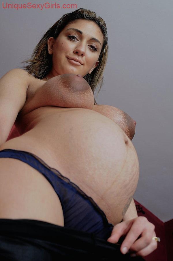 グロいデカ乳輪の外国人女性 16