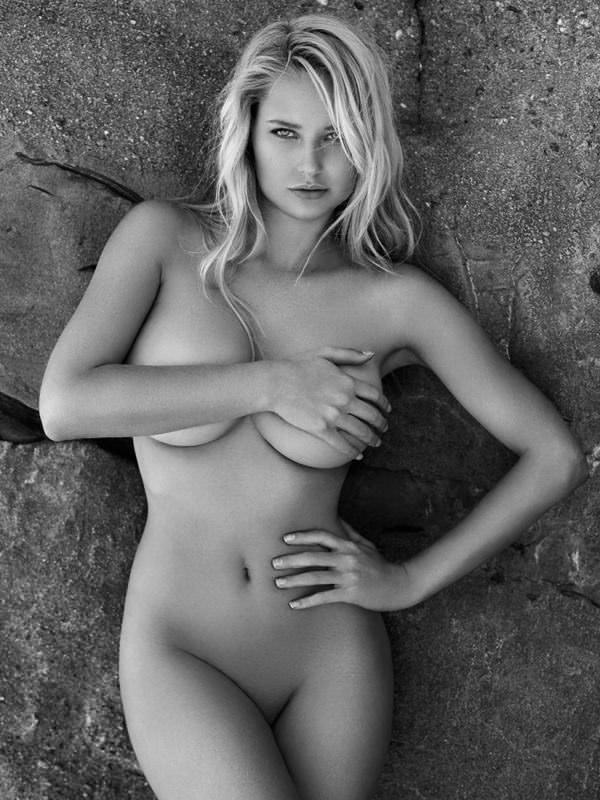 外国人モデルの美しいヌード 2