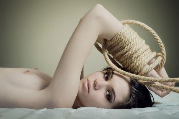 外国人モデルの美しいヌード 8