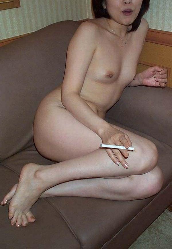 熟女のセックス事後 4