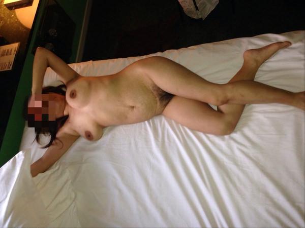 熟女のセックス事後 6