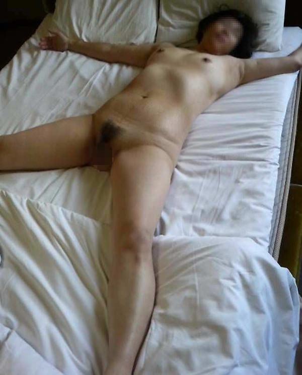 熟女のセックス事後 9