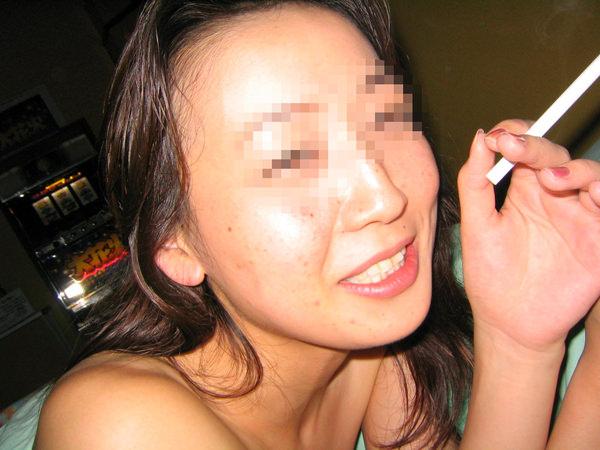 熟女のセックス事後 23