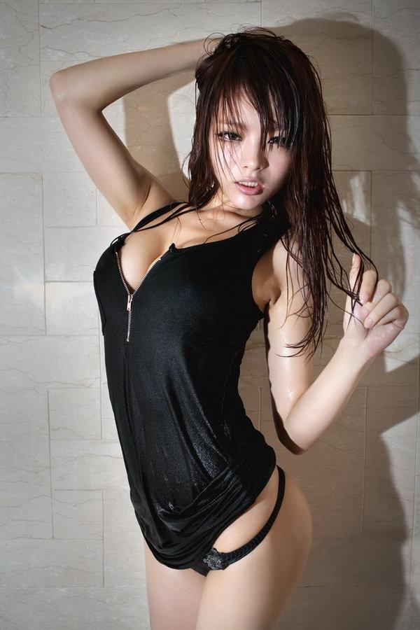 爆乳で激カワの台湾人の女の子 8