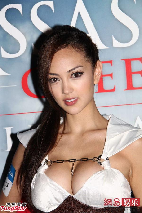 爆乳のアジア美女 13