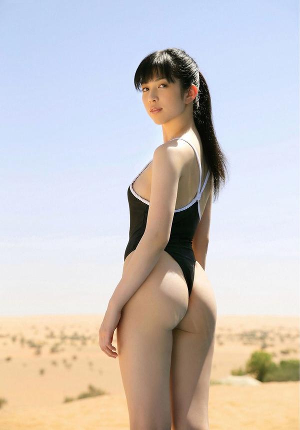 正統派美少女の競泳水着 3