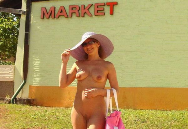 全裸に帽子を被った外国人ヌード 18