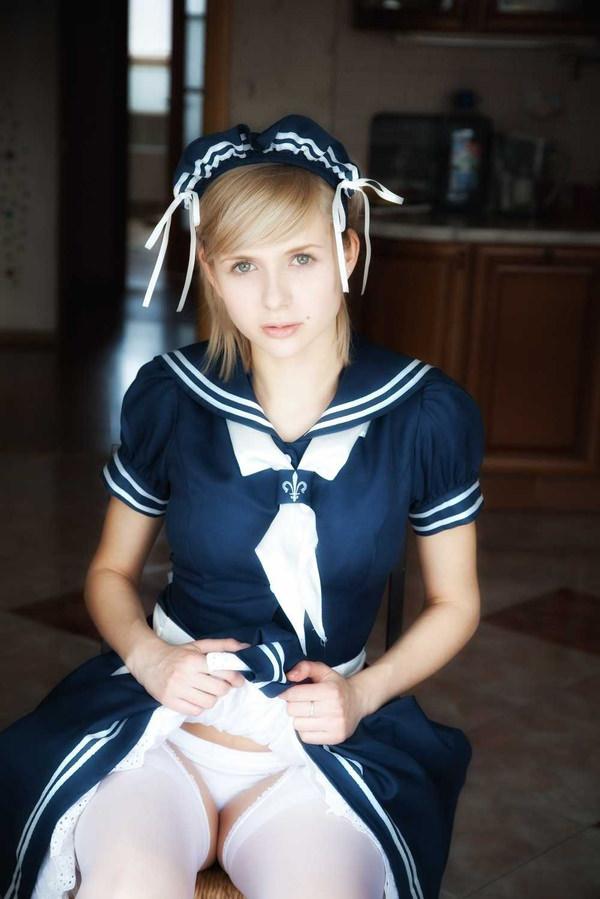 ロシア人美少女 10