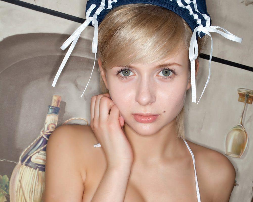 ロシア人美少女