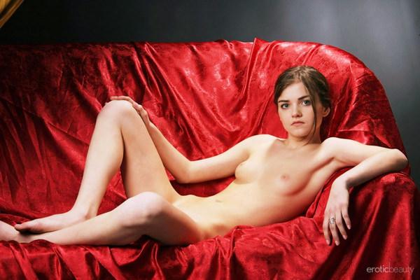妖精みたいな外国人美少女ヌード 20