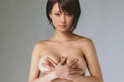 深田恭子の強烈なヌード完成版で抜く