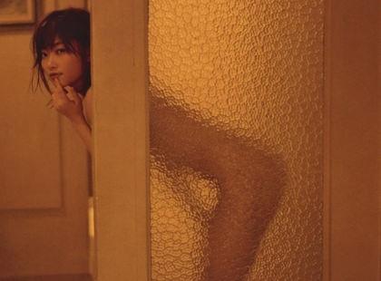 指原莉乃のスケスケ全裸キタ━(゚∀゚)━!!ダメだ、ブスなのに勃っちゃう…(※画像あり)