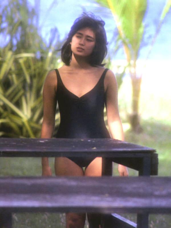 昭和アイドルの水着 10 藤谷美和子