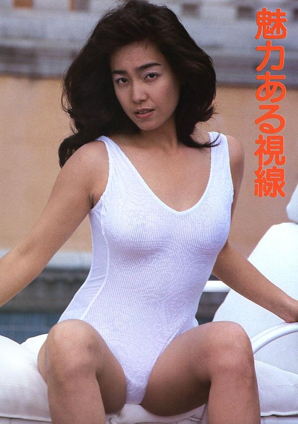 昭和アイドルの水着 16 柏原芳恵