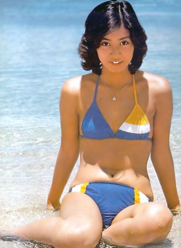 昭和時代のアイドルの水着 22