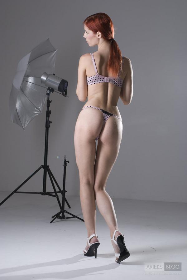 くぶれが素晴らしい外国人美女 19