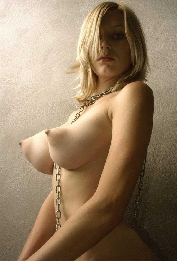 外国人美女のエロすぎる乳房のおっぱい banana tits 2
