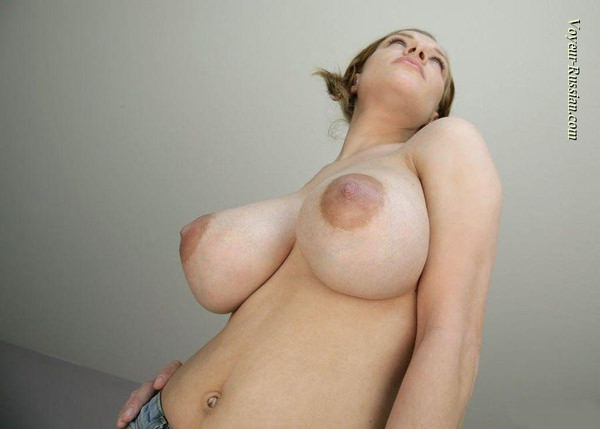 外国人美女のエロすぎる乳房のおっぱい banana tits 5