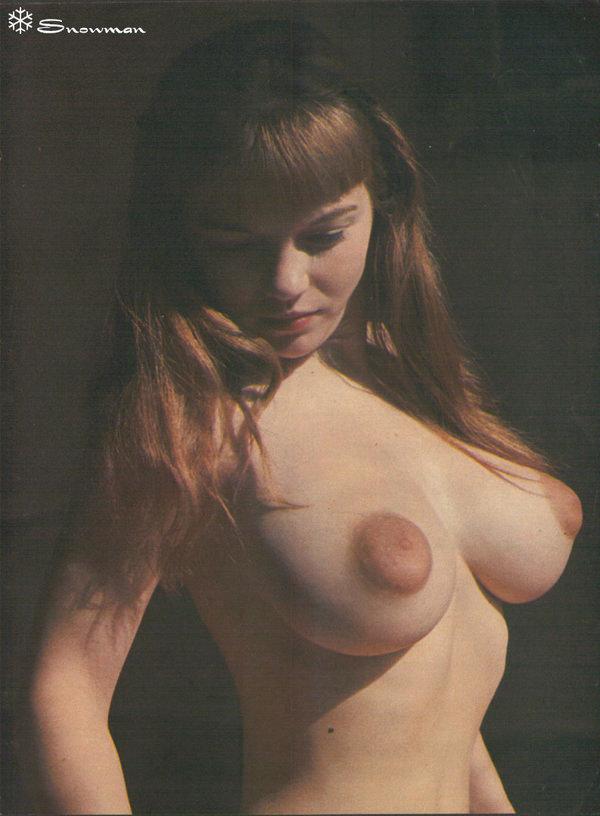 外国人美女のエロすぎる乳房のおっぱい banana tits 12