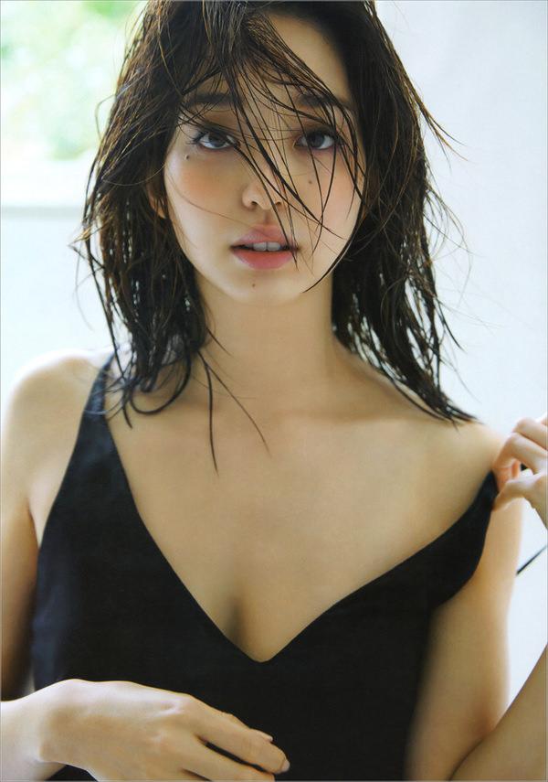 セクシーな濡れ髪 18