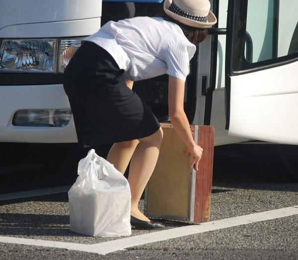 素人バスガイド 7