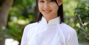 【透けアオザイ】ベトナム美少女が着る透け透けのアオザイが堪らん 画像33枚