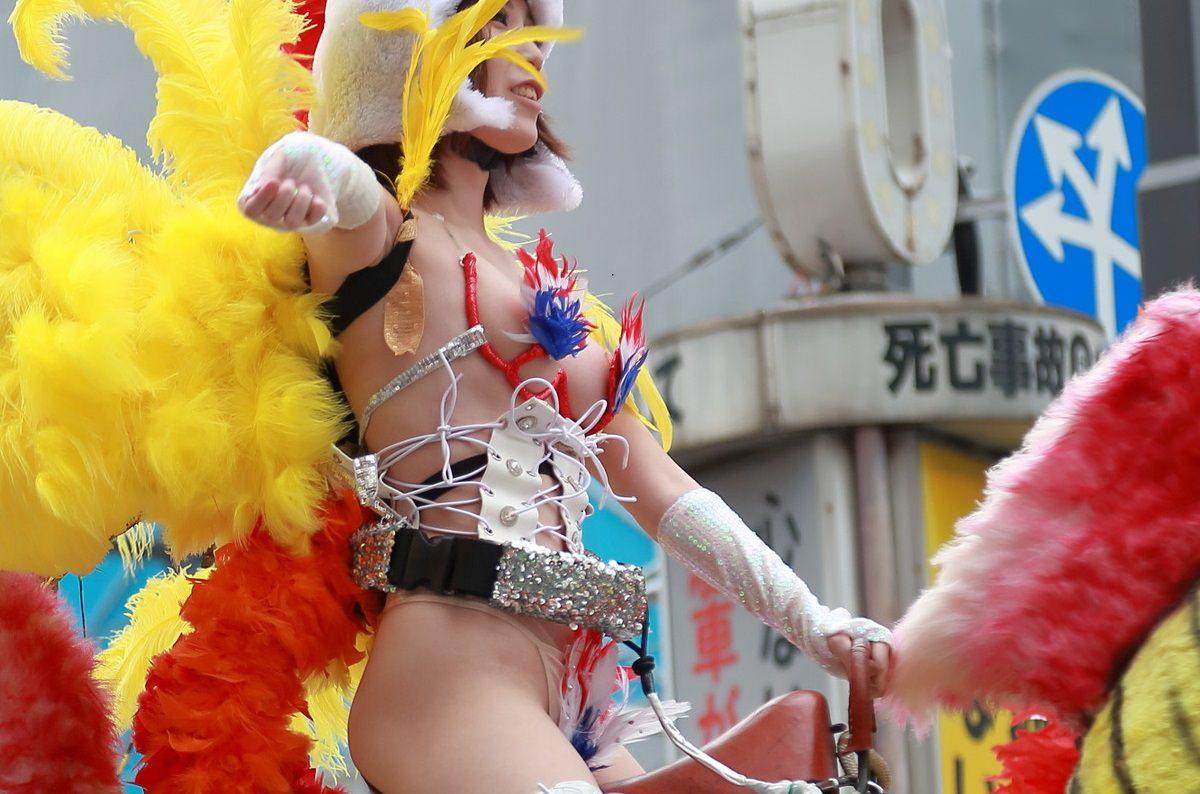 浅草サンバカーニバル2016!日本で一番露出が激しい最強のイベントの画像大量