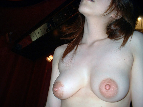 ぶつぶつ(モントゴメリー腺)が凄い乳輪のおっぱい 15
