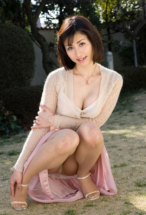 アラフォーの可愛い熟女 16