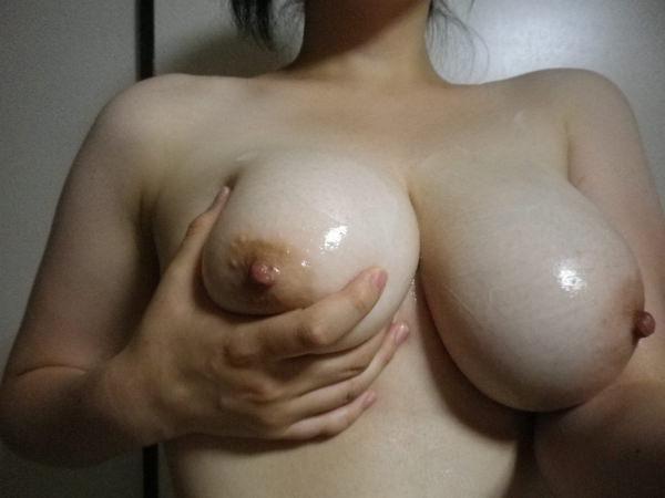 爆乳の素人 21