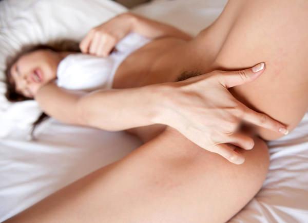 指入れの膣オナニー 7