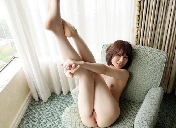 美脚美女の全裸 2
