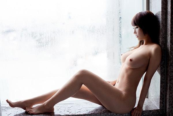 美脚美女の全裸 22