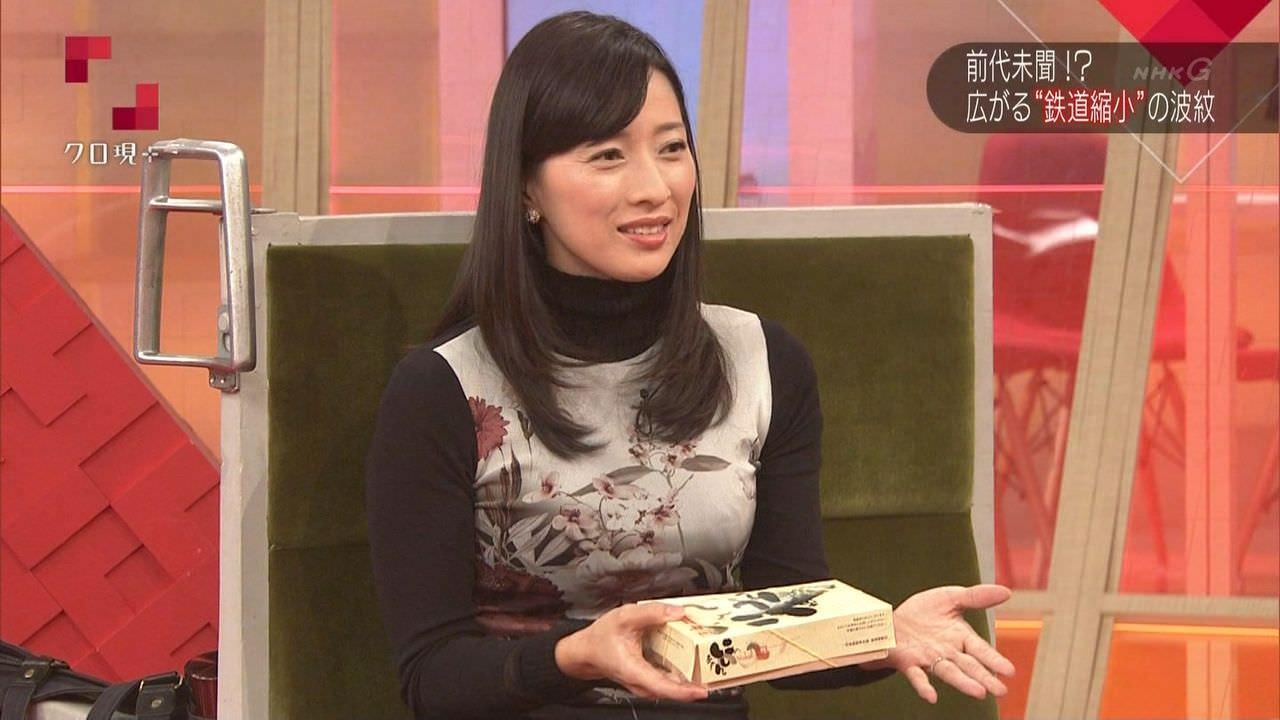 小郷知子アナの横乳すげええええええええ!