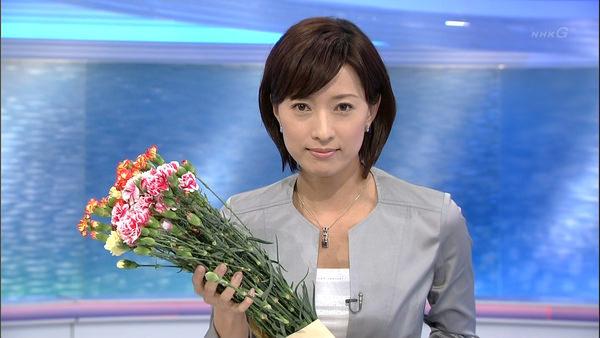 NHKの美人女子アナ小郷知子 3