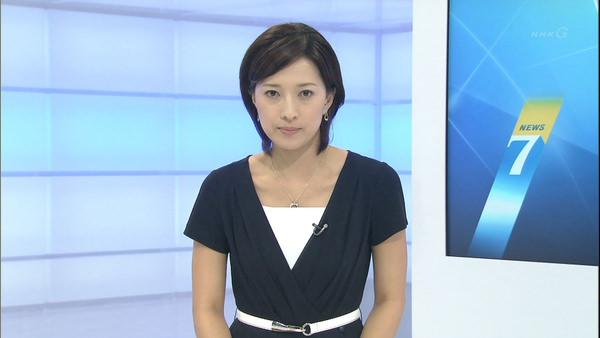 NHKの美人女子アナ小郷知子 5