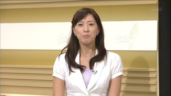 NHKの美人女子アナ小郷知子 9