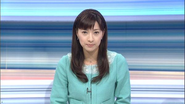 NHKの美人女子アナ小郷知子 10