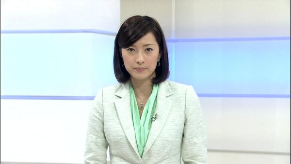 NHKの美人女子アナ小郷知子 16