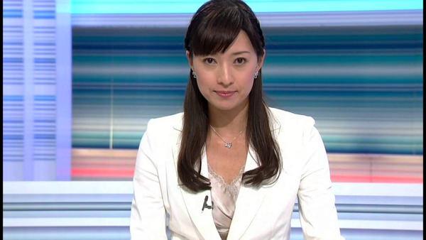 NHKの美人女子アナ小郷知子 18