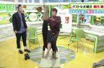 田中みな実アナがホリケンに逆さ刷りにされて股間がくっきりw更にお尻・横乳のサービスショット連発