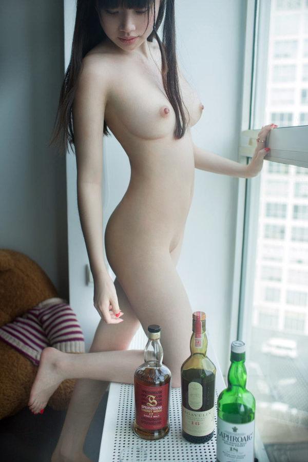 中国人美少女のヌード 7