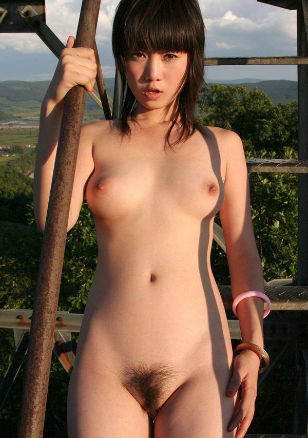 中国人美少女のヌード 9