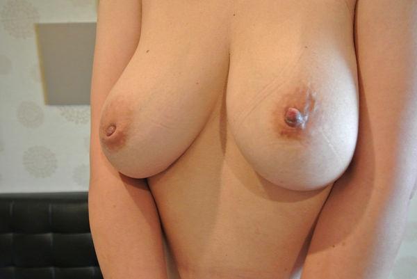 巨乳素人の陥没乳首 3