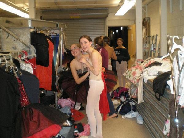海外ファッションショーの舞台裏 17