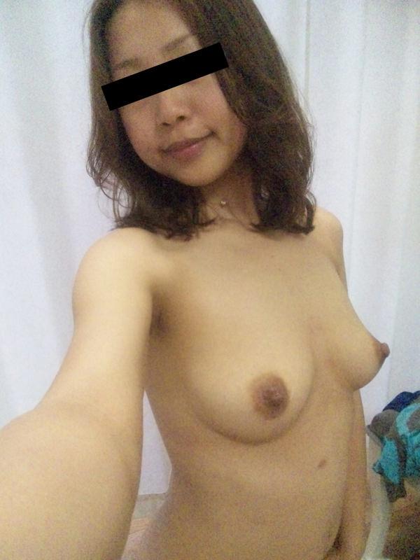 熟女の自撮り 6