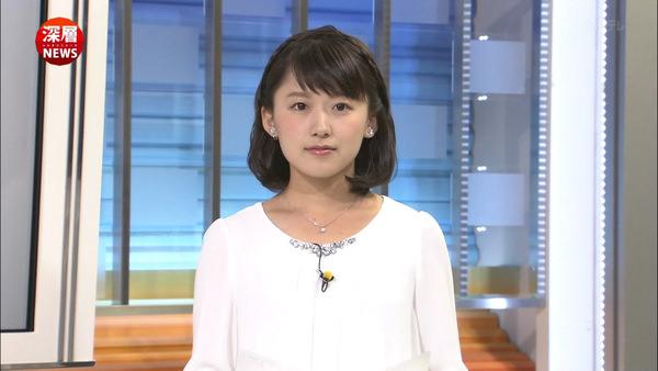 尾崎里紗アナ 6